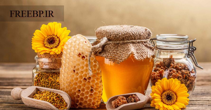 طرح توجیحی تولید و بسته بندی عسل