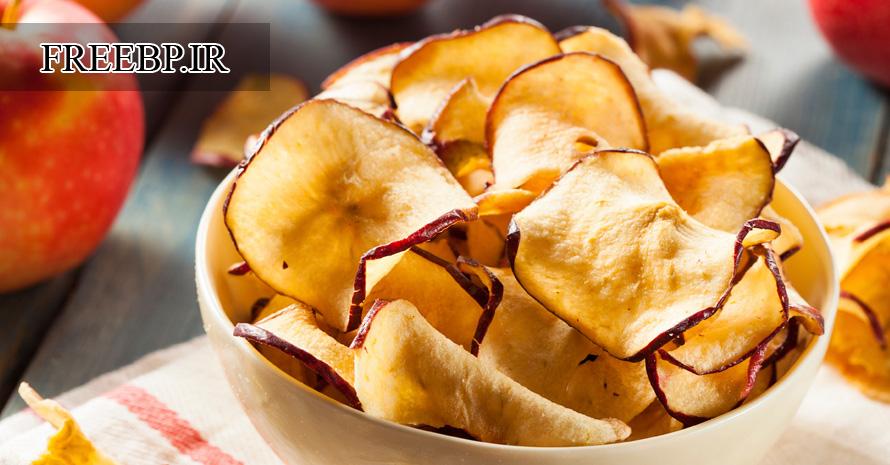 طرح توجیهی مطالعات امکان سنجی مقدماتی طرح تولید چیپس از میوه جات