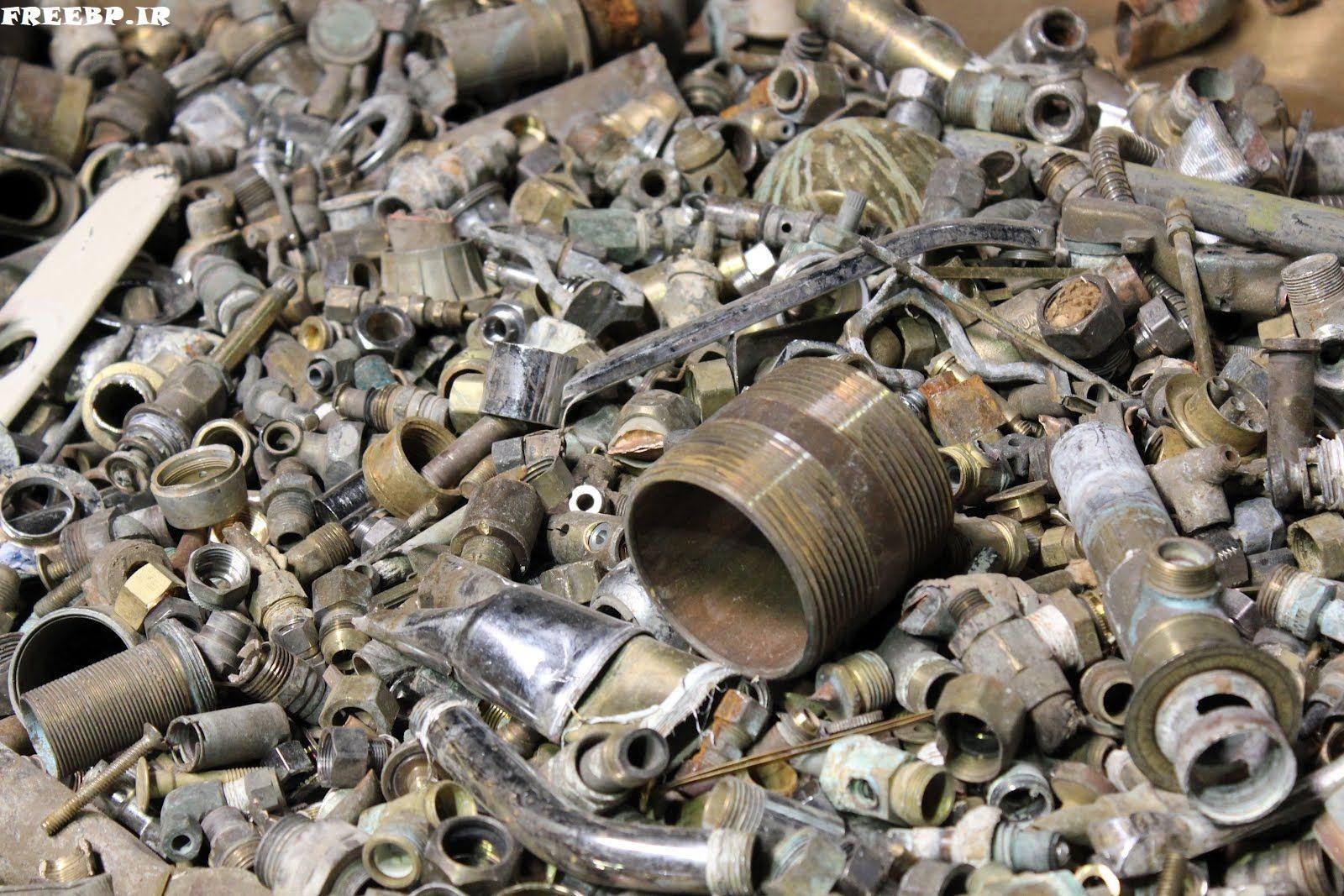 بازیافت انواع آلیاژ